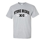 Stone Bridge Cross Country Short Sleeve T- Shirt